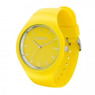 Armbanduhr New Style, Gelb