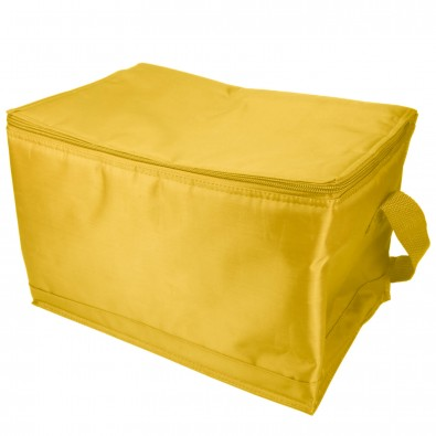 Kühltasche Freeze Gelb