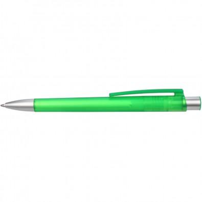 Original Burger® Kugelschreiber Delta Hellgrün/Gefrostet