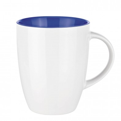 Senator® Tasse Elite Inside Blau/Weiß