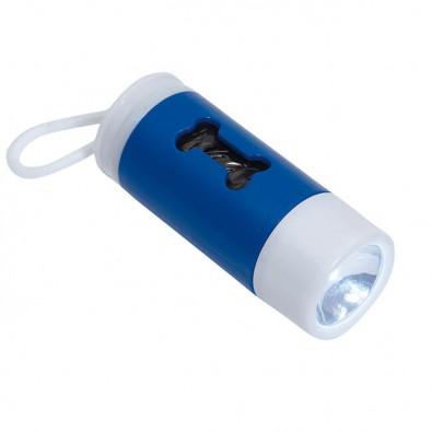 Taschenlampe Dogs Helper Blau