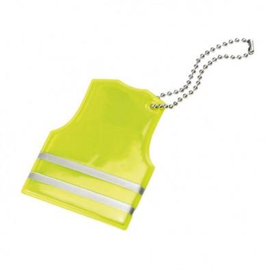 Reflektor-Anhänger Safety Warnweste
