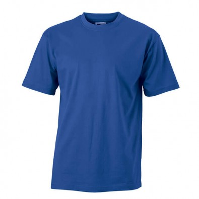 Original James & Nicolson Basic T-Shirt Royalblau | XXL