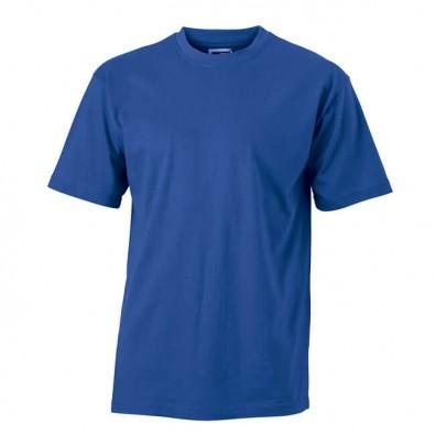 Original James & Nicolson Basic T-Shirt Royalblau | L