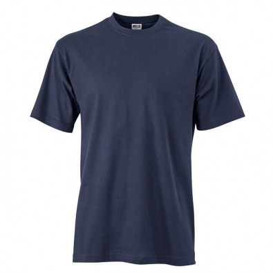 Original James & Nicolson Basic T-Shirt Navy | L