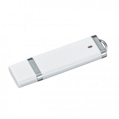USB-Stick Budget Weiß | 4 GB