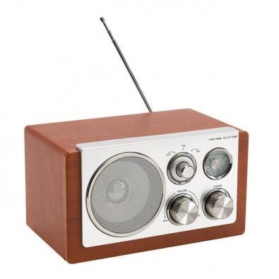 Retro-Radio, Silber