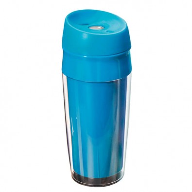Reisetrinkbecher Travel Blau