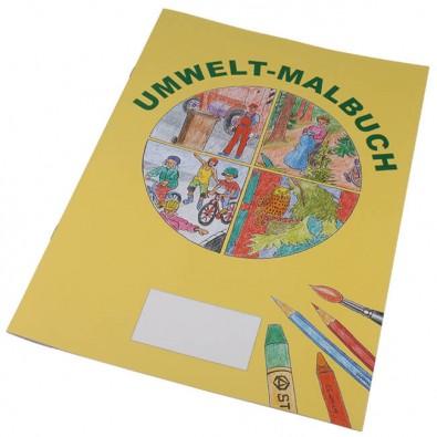 Malbuch A4, Umwelt