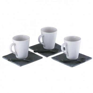 Espresso-Set Piedra