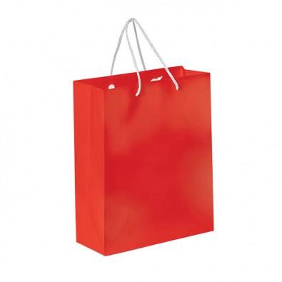 Papiertasche Paper Rot
