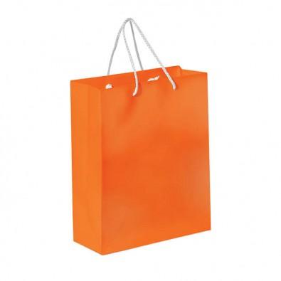Papiertasche Paper Orange
