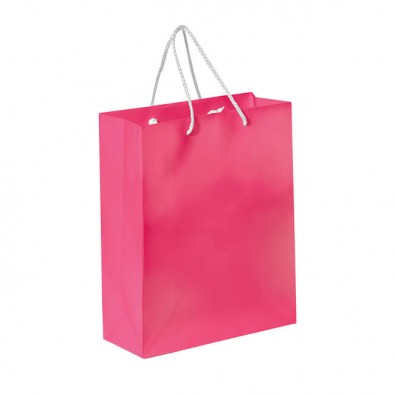Papiertasche Paper Pink