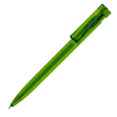 Kugelschreiber Liberty Clear Hellgrün