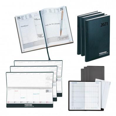 Kalender-Spar-Set 101-tlg. schwarz