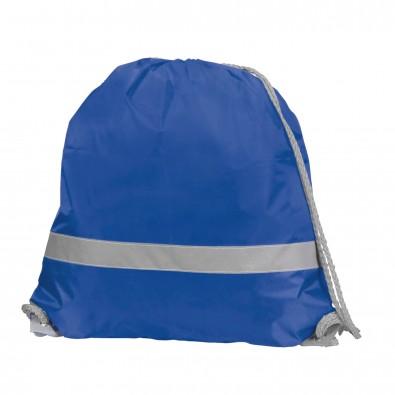 Sportbeutel Safety, Blau