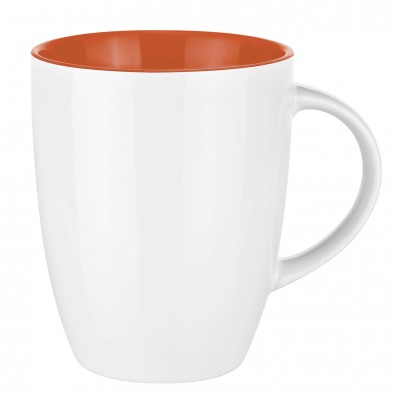 Senator® Tasse Elite Inside Orange/Weiß