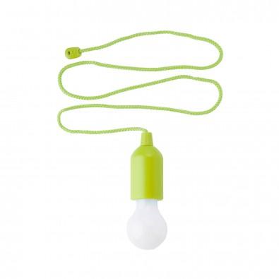 LED-Lampe Lightbulb Apfelgrün