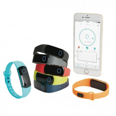 Fitness Armband Aktiv Blau