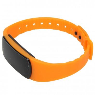 Fitness Armband Aktiv orange