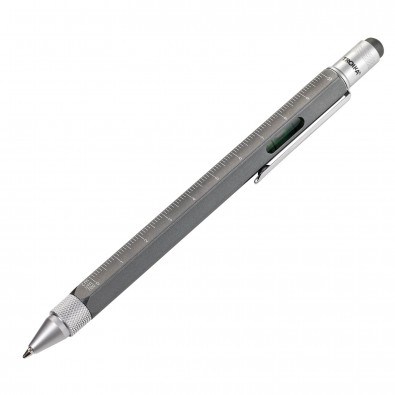 Troika® Construction-Pen, Anthrazit