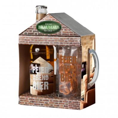 Kleines Brauhaus für Dich - Feierabendbier