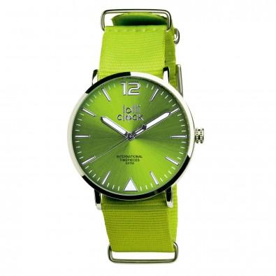Armbanduhr Fashion, Hellgrün