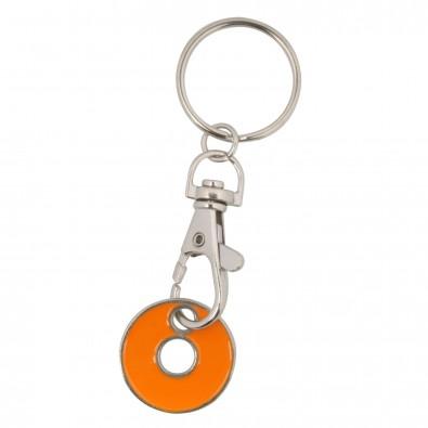 Schlüsselanhänger Anton Orange