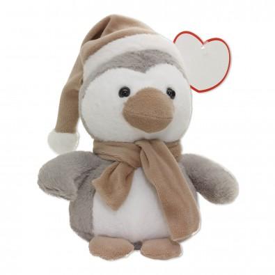 Plüsch-Tiere Cuddly Christmas Pinguin