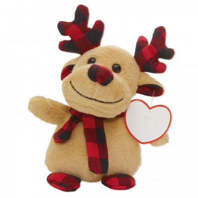 Plüsch-Tiere Cuddly Christmas Elch