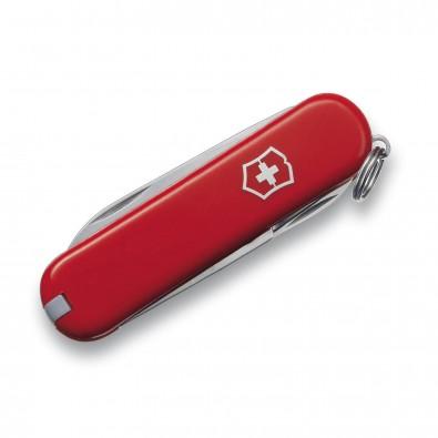 Orig. Victorinox Taschenmesser Rally, 9 Funktionen Rot