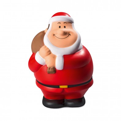 Anti-Stress-Figuren Santa Bert ®