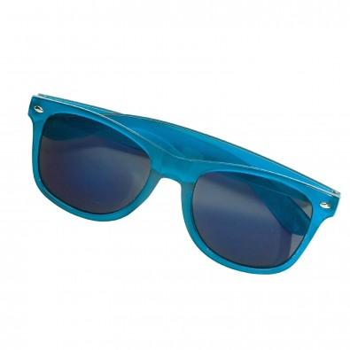 Sonnenbrille Sunshine verspiegelt Blau