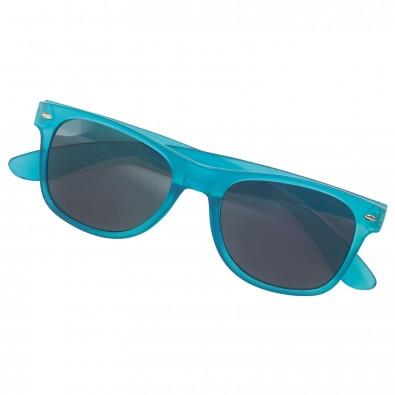 Sonnenbrille Sunshine gefrostet, Blau