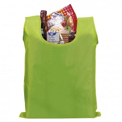 Faltbare Einkaufstasche Easy Hellgrün