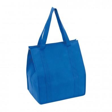 Einkaufstasche mit Kühlfunktion, Blau