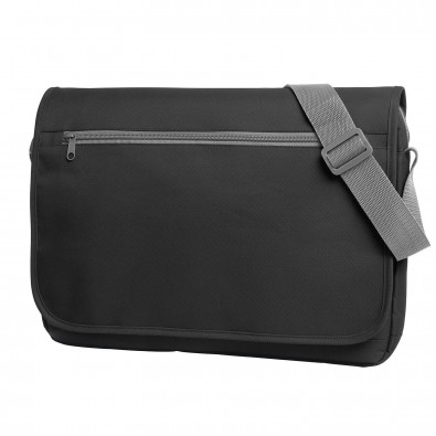 Notebook-Tasche Solution, Schwarz