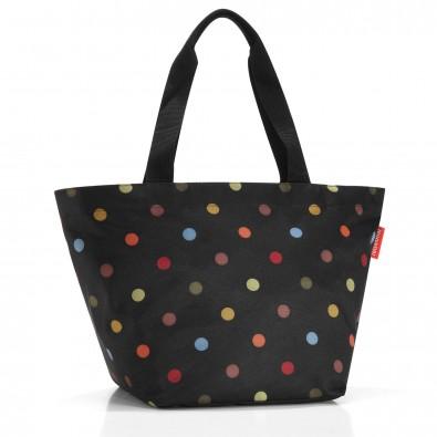 Original Reisenthel® Shopper M, Dots, Bunt