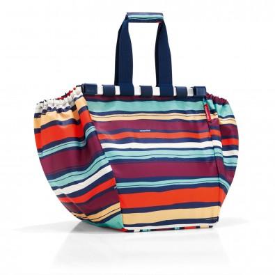 Original Reisenthel® Easyshoppingbag Artist Stripes, Bunt