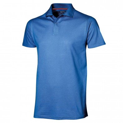 Original Slazenger Herren Polo-Shirt Advantage, Classic Royal Blue, M