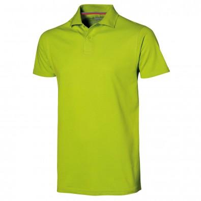 Original Slazenger Herren Polo-Shirt Advantage, Apple Green, M