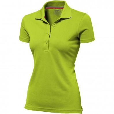 Original Slazenger Damen Polo-Shirt Advantage Apple Green | XXL