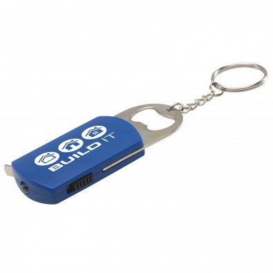 Multi Key Schlüsselanhänger Blau