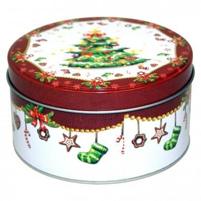 Gebäckdose Weihnachtsbaum