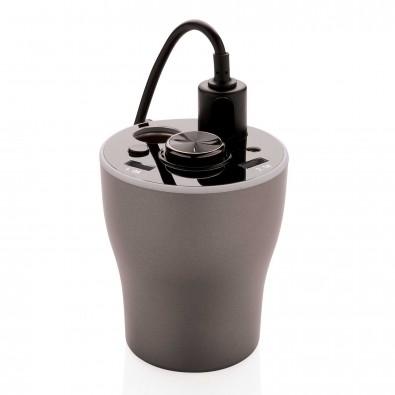 Car-Charger-Cup mit Hands-Free-Kopfhörer
