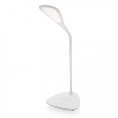 Schreibtischlampe mit wireless-charging