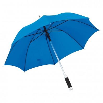 Automatik-Stockschirm Rain Azurblau