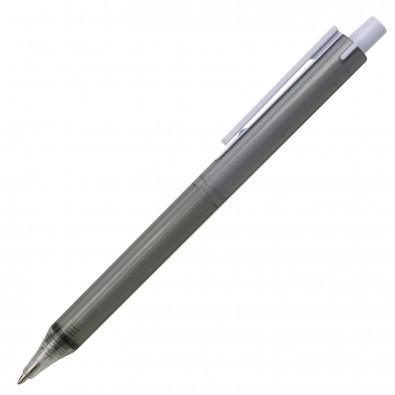 Kugelschreiber Kingston Grau-Transparent