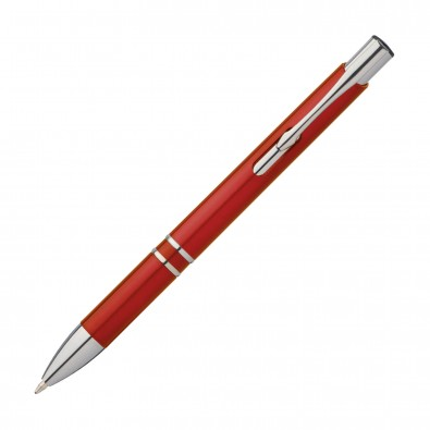 Kugelschreiber Baltimore Rot-Metallic