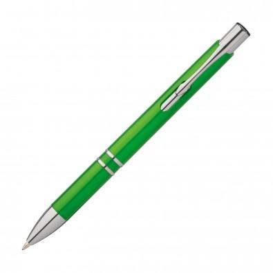 Kugelschreiber Baltimore Grün-Metallic